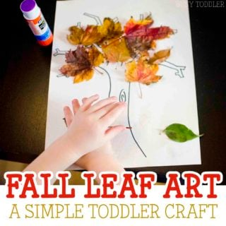 Fall Leaf Craft