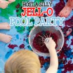 Jell-O Pool Party