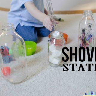 Shoving Station