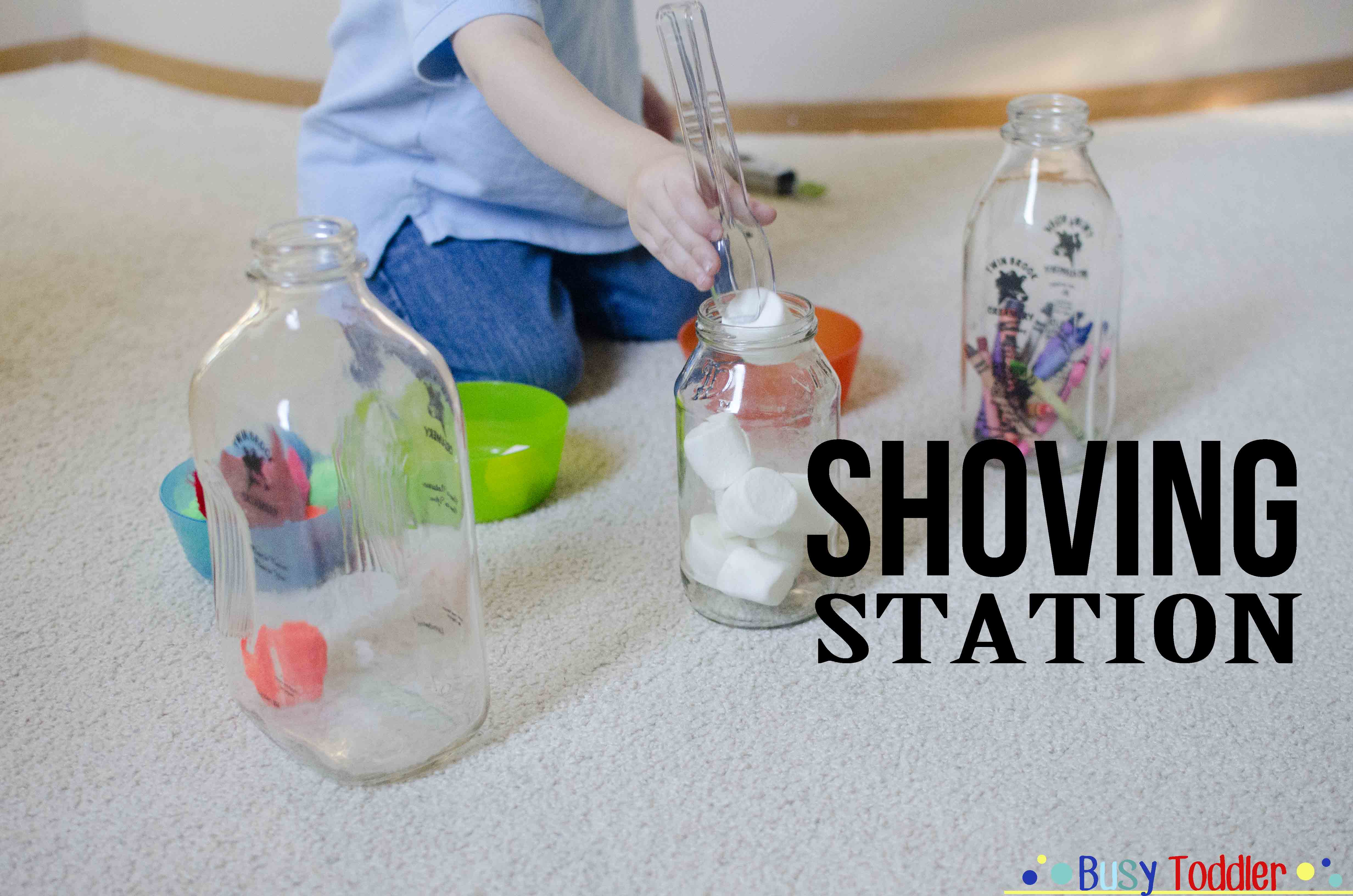 Shoving Station