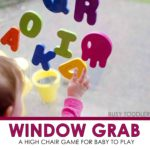 Window Grab Baby Activity