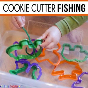 Cookie Cutter Fishing Game