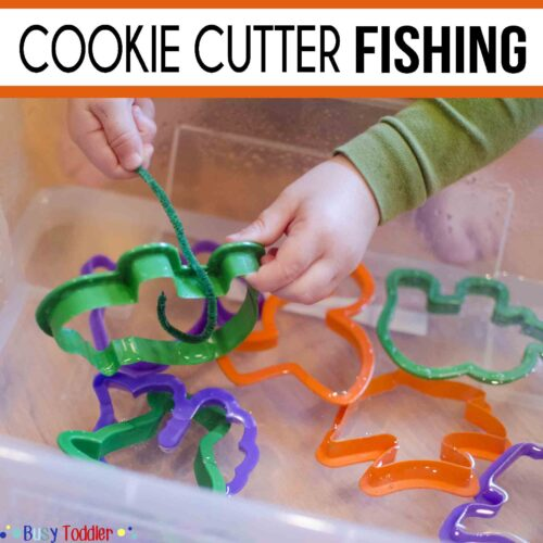 COOKIE CUTTER FISHING