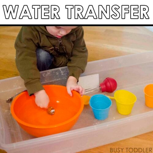 WATER TRANSFER