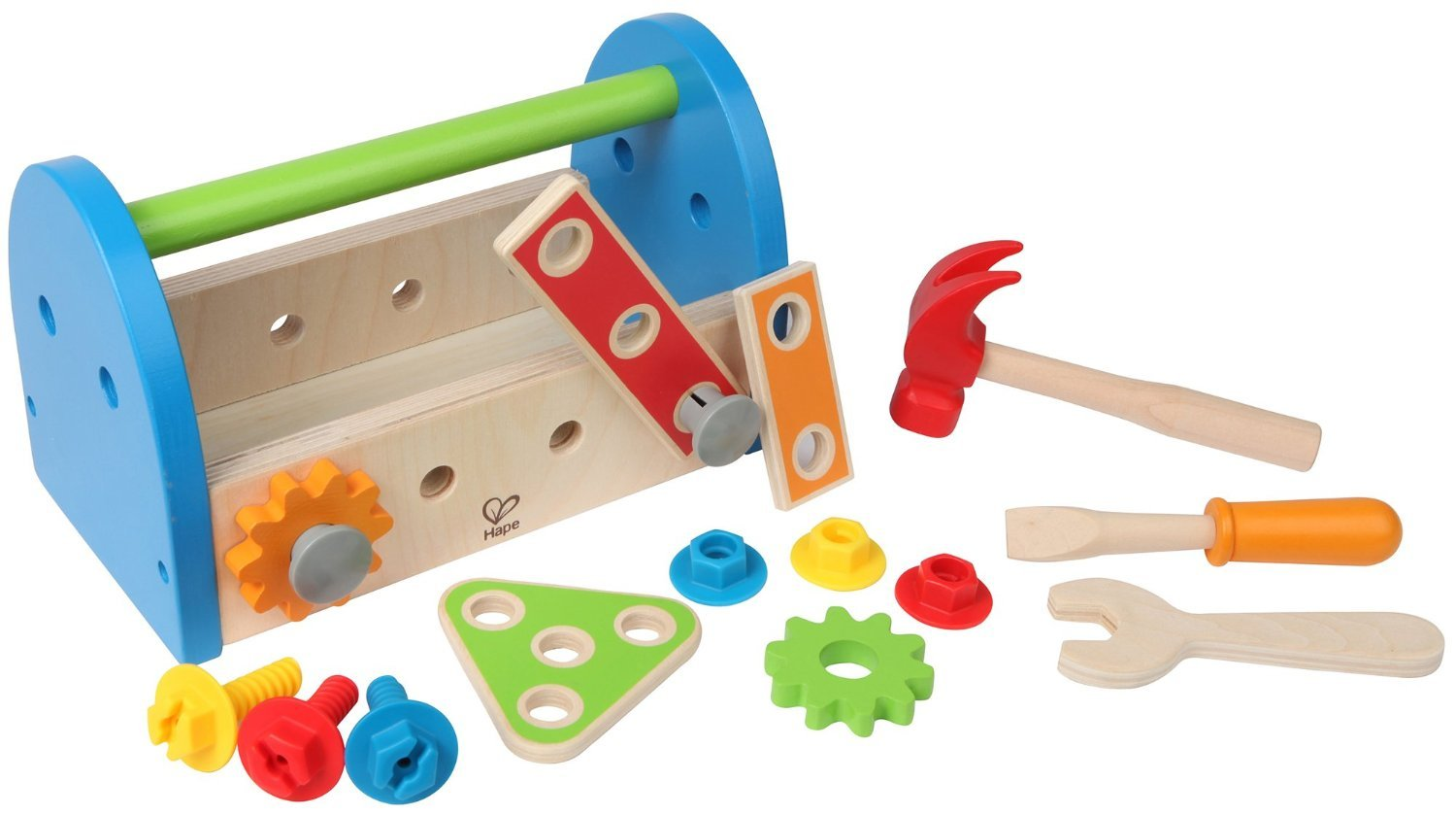 TODDLER GIFT GUIDE: 15 OPEN ENDED TOYS TODDLERS LOVE