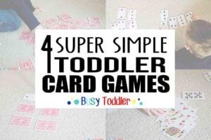 4 Simple Card Games