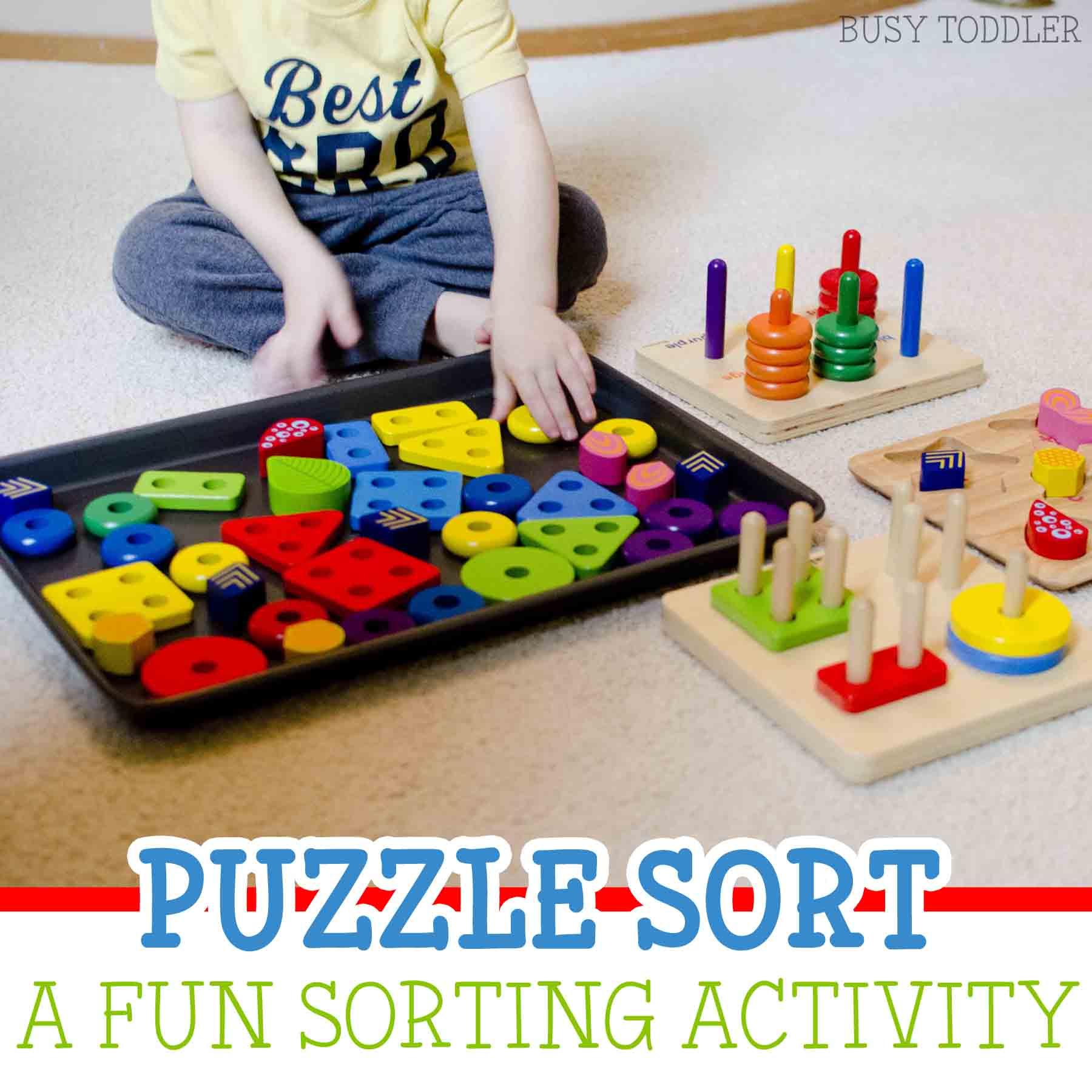 Puzzle Sort
