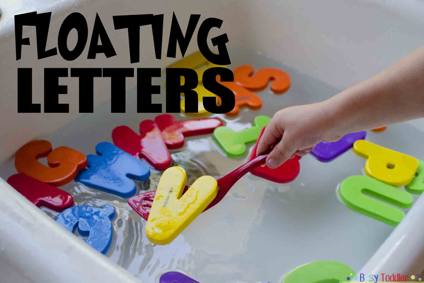 EASY TODDLER ACTIVITIES: 6 quick toddler activities so you can cook dinner in peace