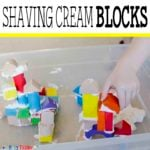 Shaving Cream Blocks