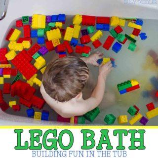 Lego Bath