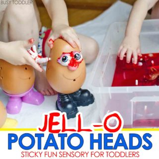 Jell-O Potato Heads