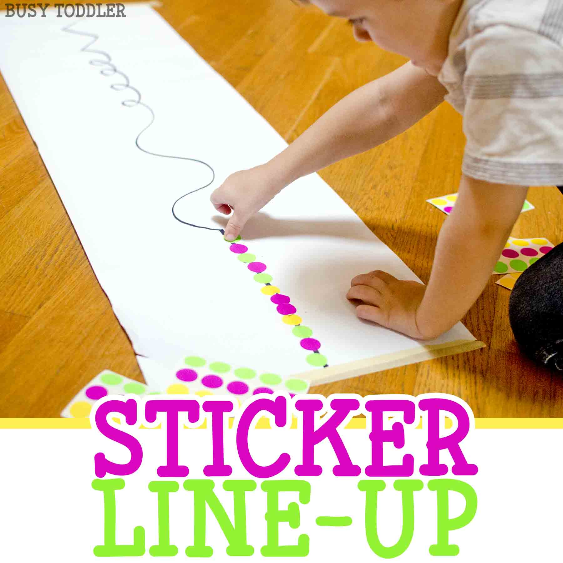 Sticker Line-Up