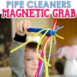 Pipe Cleaners Magnetic Grab
