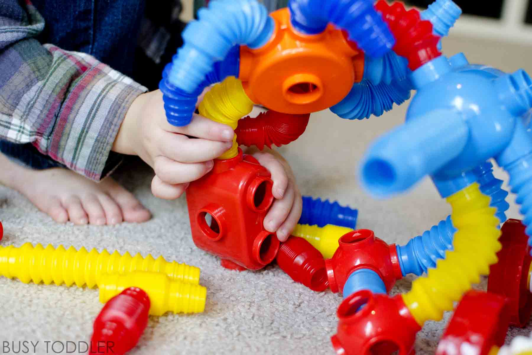 Beyond Blocks 5 Unique Ways to Build Busy Toddler
