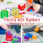 Playing with Numbers: Toys that Teach