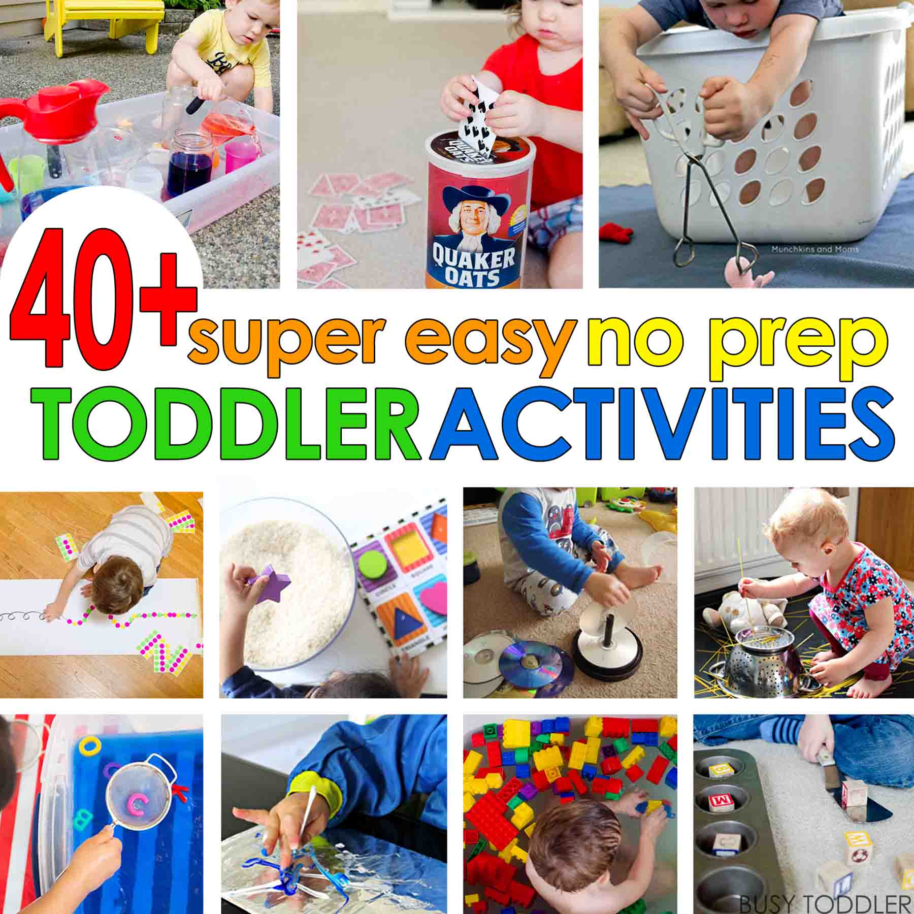 easy preschool games 40 easy toddler activities busy toddler 856