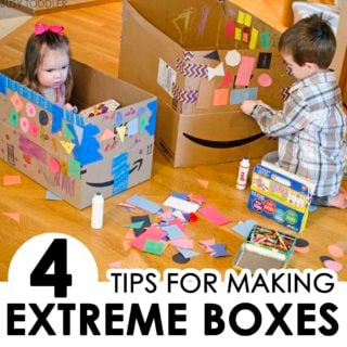 4 Tips for Extreme Box Decorating
