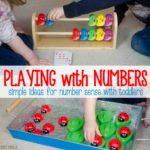 Developing Number Sense Through Play