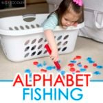 ABC Fishing: Easy Toddler Alphabet Game