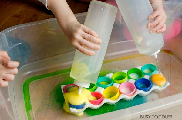 easter science activity such and quick and easy science activity that toddlers and preschoolers will - Hidden Pictures For Toddlers