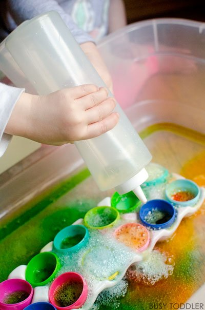 Easter Science Activity Busy Toddler