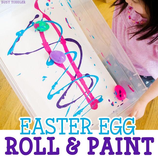 Easter Egg Roll & Paint