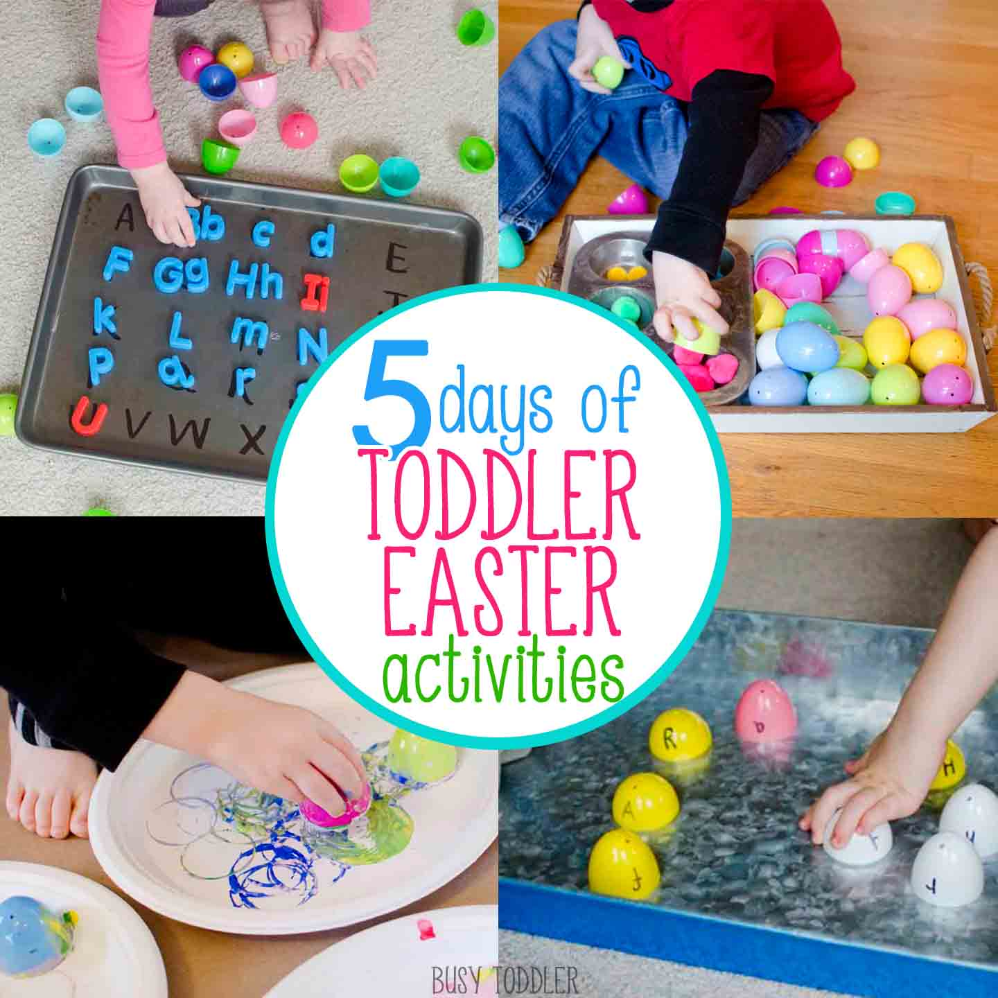 A Very Toddler Easter