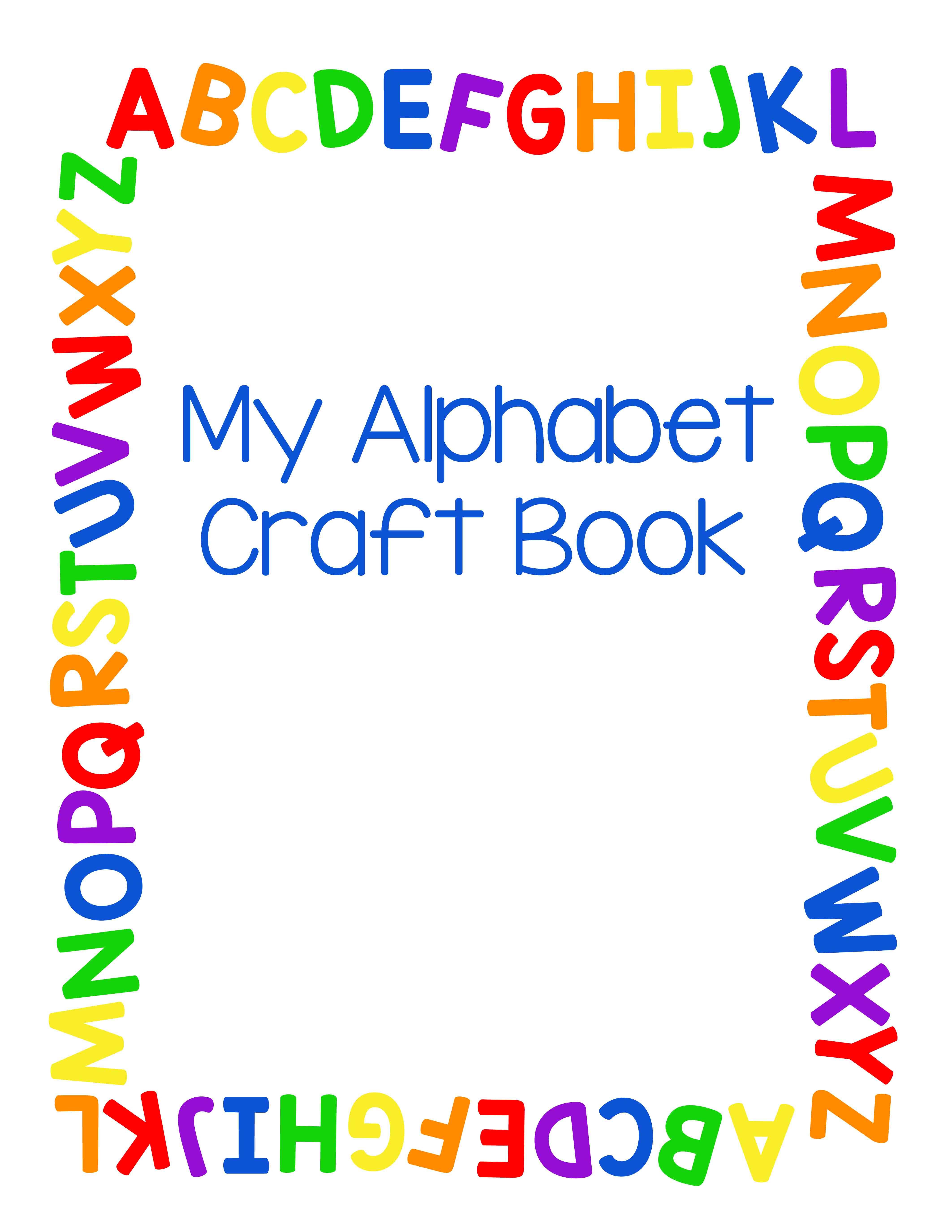 how to make alphabet border with publisher