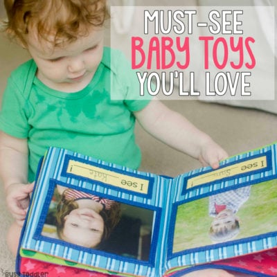 Baby Toys: A Must-See List