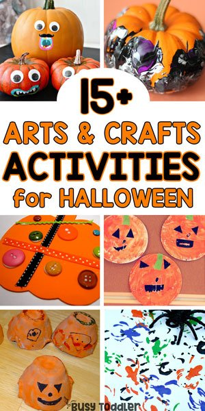 Halloween Activities For Toddlers Busy Toddler