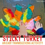 Make a Sticky Thanksgiving Turkey