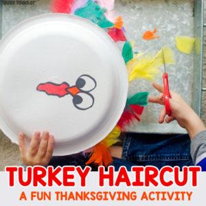 Give a Turkey a Haircut