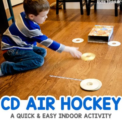CD Air Hockey