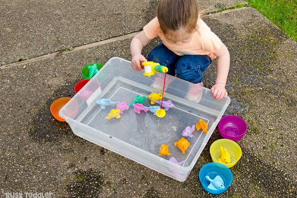 WATER TOYS: Check out these amazing water toys (ad). Lakeshore Learning has - Water Toys Your Kids Need To Try This Summer - Busy Toddler