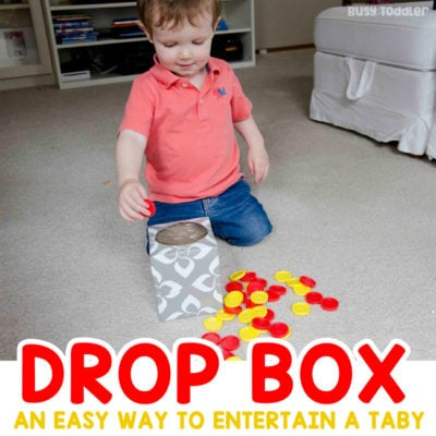 Drop Box Taby Activity