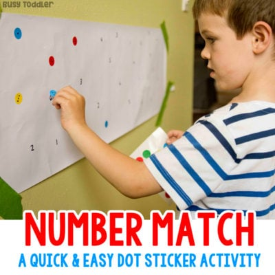 Number Dot Match