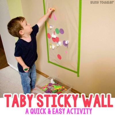 Taby Sticky Wall