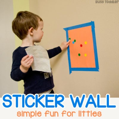Taby Dot Sticker Wall