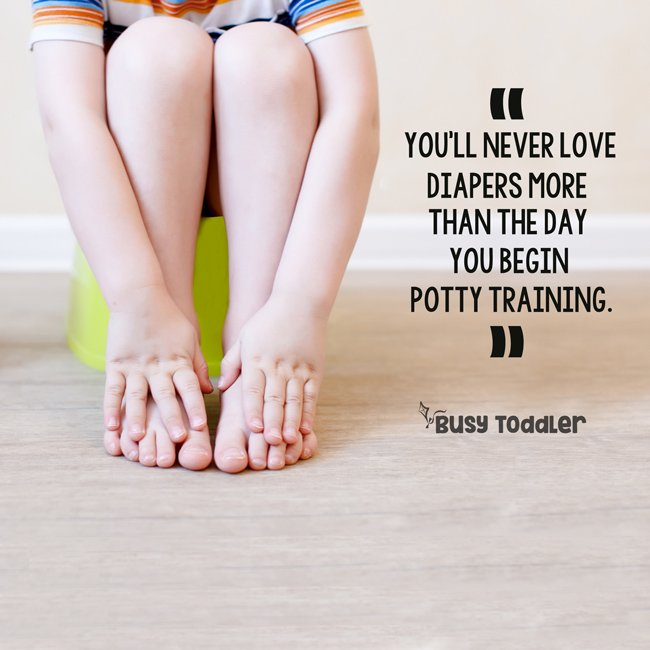 Potty Training from Start to Finish: A Complete How-To from