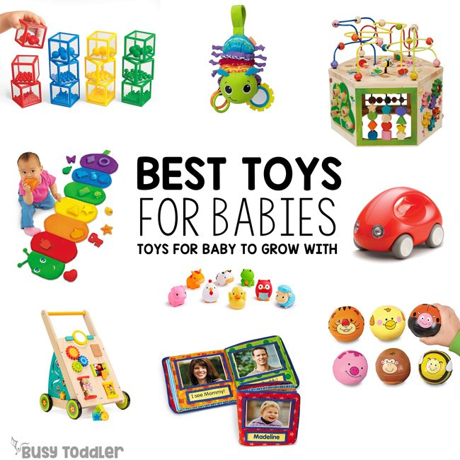 BEST TOYS FOR KIDS: The absolute best toys list for kids; gift ideas for kids; baby toys; toddler toys; preschool toys; first birthday toys from Busy Toddler