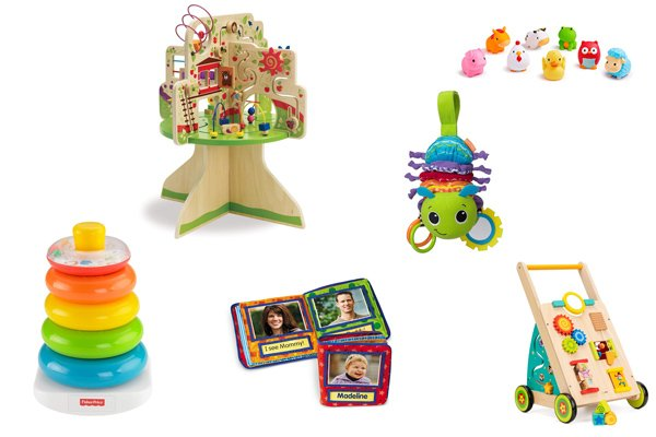With Top toys for babies share your