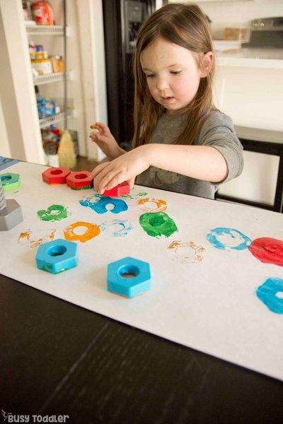 """LAKESHORE LEARNING TOYS: What is a """"good"""" toy? It's one that has loads of play potential and opprotunities to learn. Check out how I turn 1 toy into 9 learning activities - Busy Toddler (AD)"""