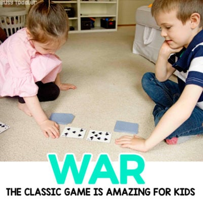 War, Compare, Battle: The Classic Card Game