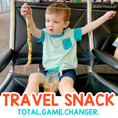 Best Airplane Travel Snacks for Kids