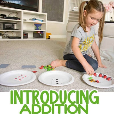 Introducing Addition the Hands-On Way