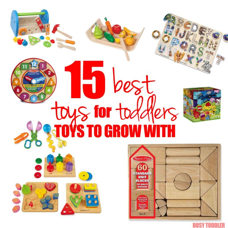 TODDLER GIFT GUIDE FROM BUSY TODDLER