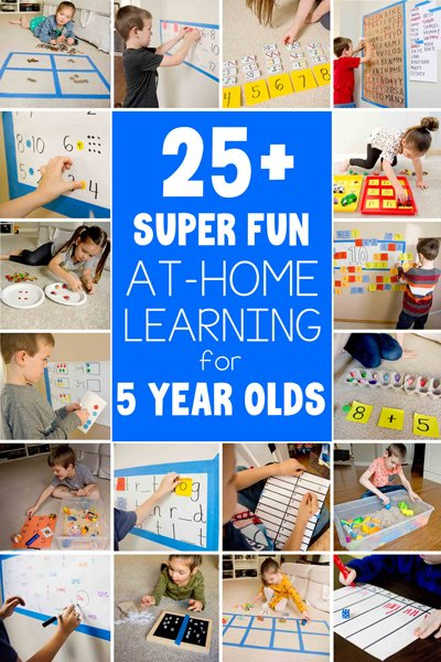 25 Kindergarten Activities Hands On Playful Busy Toddler