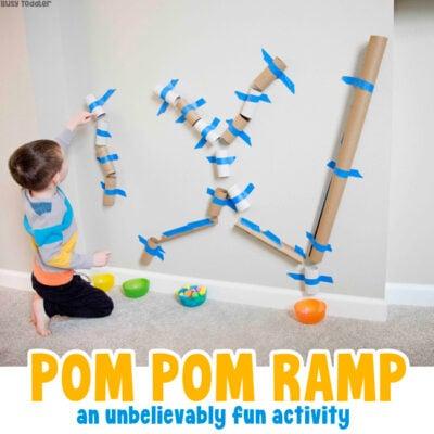 Pom Pom Tube Ramp