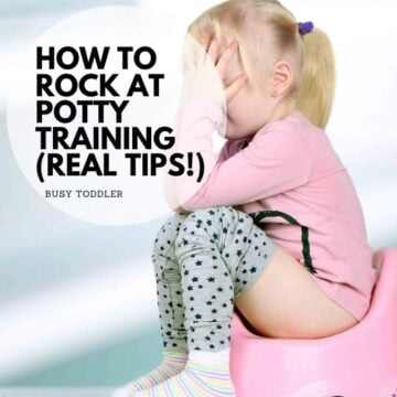 What does Potty Training look like?