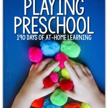 Playing Preschool Book List Year 1